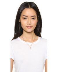 Gorjana - Metallic Cersi Layered Necklace - Gold - Lyst