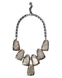 Kendra Scott | Metallic 'harlow' Necklace | Lyst