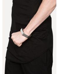 Parts Of 4 - Metallic Sistema Bracelet :: Facet for Men - Lyst