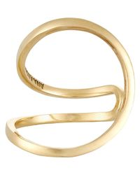 Ana Khouri | Metallic Women's Time Ring | Lyst