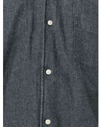 Our Legacy - Black Classic Denim Shirt for Men - Lyst