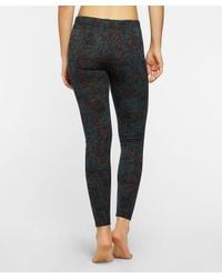 Threads For Thought - Black Feather Fleece Legging - Lyst