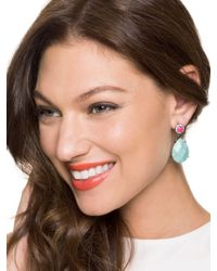 BaubleBar - Blue Turquoise Cancun Drops - Lyst