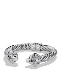David Yurman   Metallic Renaissance Bracelet   Lyst