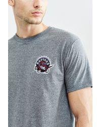 Urban Outfitters - Gray Toronto Raptors Vintage Logo Tee for Men - Lyst