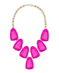 Kendra Scott | Purple Harlow Necklace | Lyst