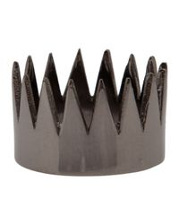 Annelise Michelson | Metallic Thorny Ring | Lyst
