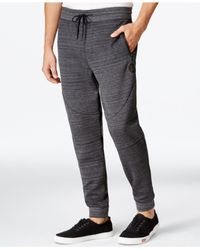 Hurley - Black Phantom Fleece Sweatpants for Men - Lyst