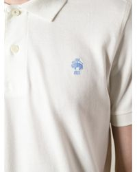 Brooks Brothers - White Polo Shirt for Men - Lyst