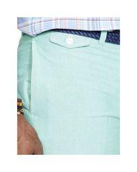 Ralph Lauren - Green Classic-fit Oxford Short for Men - Lyst