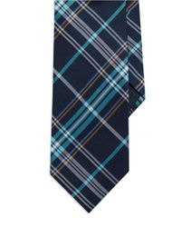 Burma Bibas | Blue Plaid Silk Tie for Men | Lyst