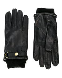 Paul Smith - Black Classic Gloves - Lyst