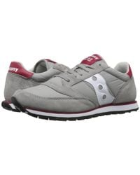 Saucony | Gray Jazz Low Pro for Men | Lyst