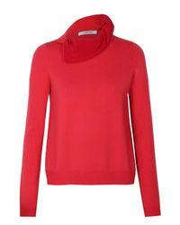 Dorothee Schumacher | Pink Cutting Edge Pullover Turtle 1/1 | Lyst