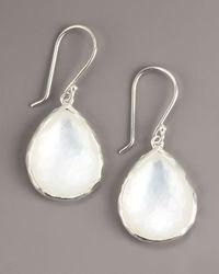 Ippolita | Metallic Wonderland Teardrop Earrings | Lyst