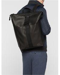 Calvin Klein - Black Jeans Ryder Backpack for Men - Lyst