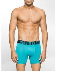 Calvin Klein | Blue Underwear Intense Power Micro Boxer Brief for Men | Lyst