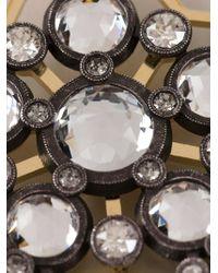 Lanvin - Metallic Star Necklace - Lyst