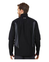 Under Armour   Black Ua Cgi Shadow Jacket for Men   Lyst