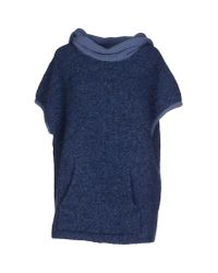 Purotatto - Blue Sweater - Lyst