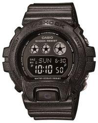 G-Shock - Black Womens S-series Standard Digital Gmds6900sm-1 - Lyst