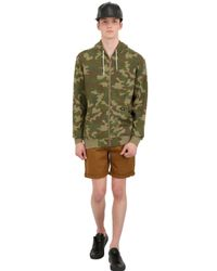 Globe - Natural Cotton Shorts for Men - Lyst