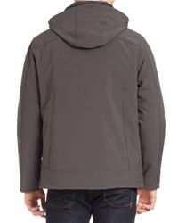 Calvin Klein | Gray Three-in-one Systems Jacket for Men | Lyst