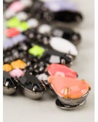 Tom Binns | Black 'de Stijl' Necklace | Lyst