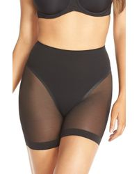 Wacoal | Black 'ultimate Smoother' High Waist Briefs | Lyst
