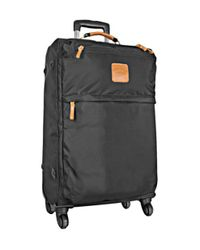 Bric's | Black 25 Inch Trolley Spinner for Men | Lyst