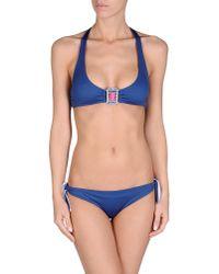 Emamó | Blue Bikini | Lyst