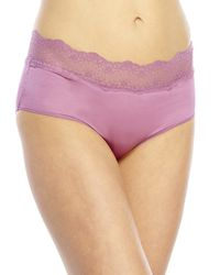 Le Mystere | Purple Aqua Tres Trisha Contour Bra & Perfect Pair Briefs | Lyst