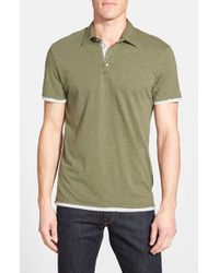 7 Diamonds | Green 'ultimate' Polo for Men | Lyst