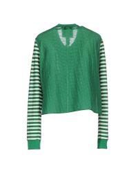 De'Hart - Green Sweatshirt - Lyst