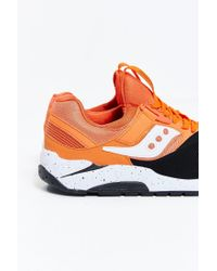 Saucony | Orange Grid 9000 Halloween Sneaker for Men | Lyst