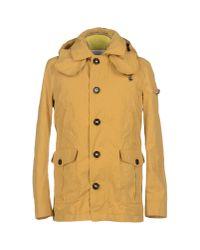 Peuterey | Multicolor Down Jacket for Men | Lyst