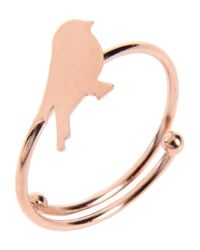 Loroetu | Metallic Ring | Lyst