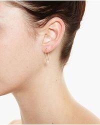 Asherali Knopfer | Metallic Interchangeable Lou Earring | Lyst