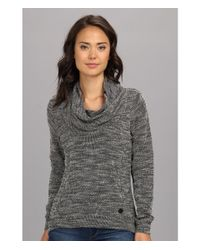 Bench - Black Inject Overhead Sweater - Lyst