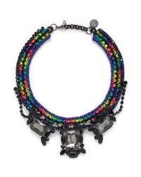 Venessa Arizaga - Multicolor 'kaleidoscope' Necklace - Lyst