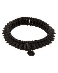 Philippe Audibert - Black Uma Bracelet - Lyst