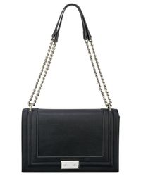 Nine West | Black Internal Affairs Shoulder Bag | Lyst