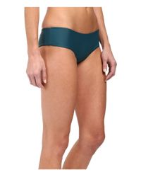 Mikoh Swimwear - Green Bondi Medium Coverage Bottom - Lyst