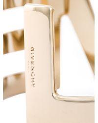 Givenchy - Metallic Love Bracelet - Lyst