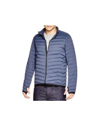 Theory | Blue Puffer Jacket - 100% Bloomingdale's Exclusive for Men | Lyst