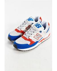 New Balance | Blue 530 '90s Running Sneaker for Men | Lyst