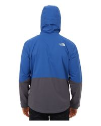 The North Face - Blue Matthes Jacket for Men - Lyst