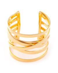 Philippe Audibert - Metallic 'Right Xl' Bracelet - Lyst