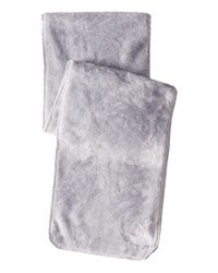 The North Face   Gray Denali Thermal Scarf   Lyst