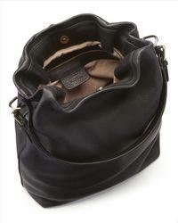 Jaeger - Black Penhurst Backpack - Lyst